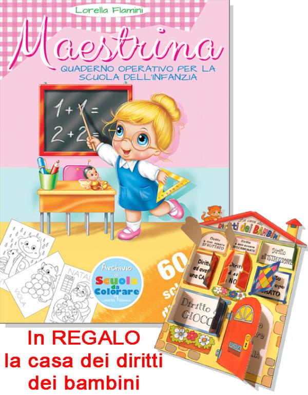 quaderno operativo scuola materna